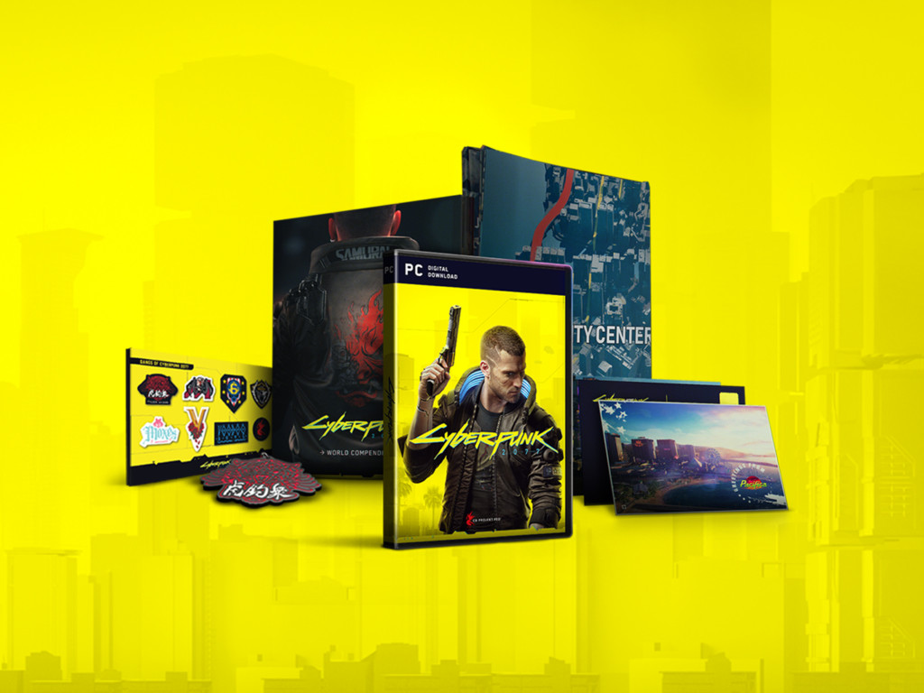 Cyberpunk 2077 Giveaway: PC Standard Edition