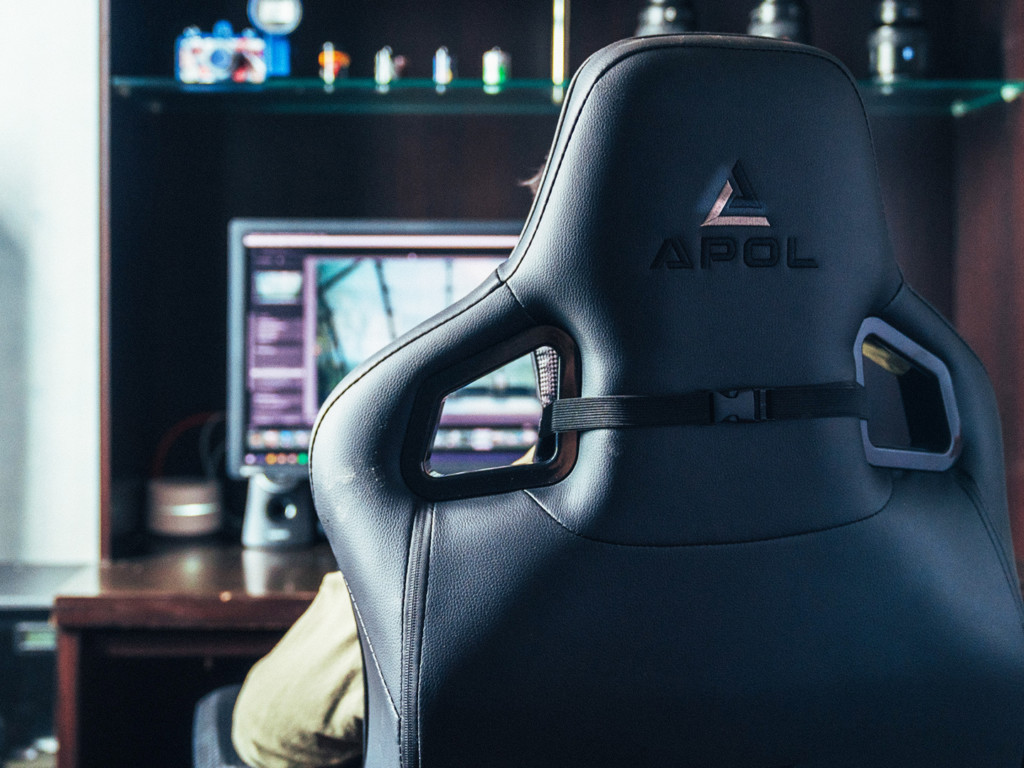 Cyberpunk 2077 Giveaway: APOL Kraken Gaming Chair