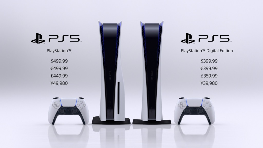 Tech bytes: PS5 Prices