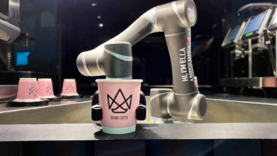 Photo of This is ELLA cool: Singapore's First Autonomous Robotic Barista