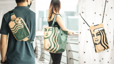 Photo of Go Venti or Go Home: with First Ever Starbucks X SGAG Collab, Siren Bags Collection and Barista Bear Plushie