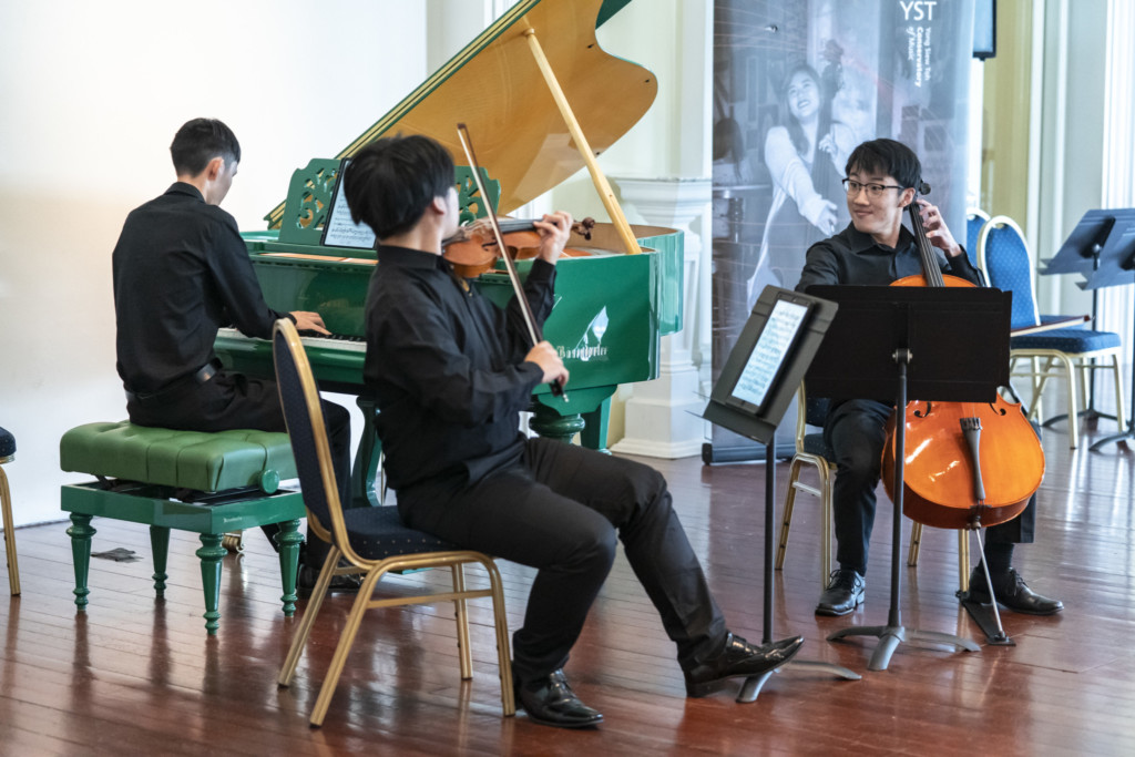 Asian Civilisations Museum: Lunchtime Concerts