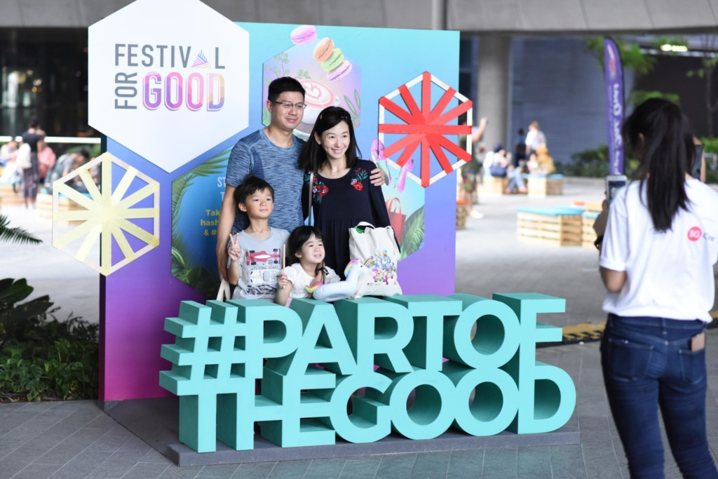 FestivalForGood 2020: 2018 Event Family