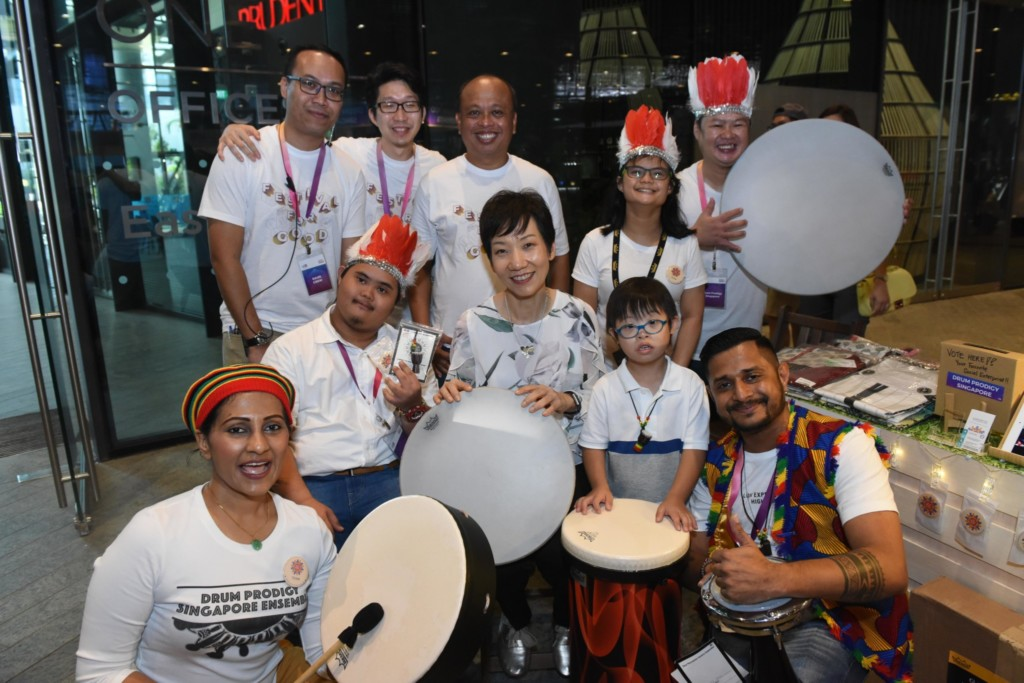 FestivalForGood 2020: 2018 Drum Performance Team