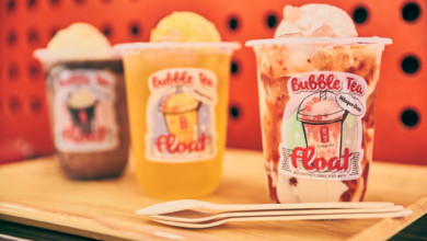 Photo of Double-Not-Too-Trouble: Gong Cha and Häagen-Dazs Join Forces for Brand New 'Bubble Tea Float'
