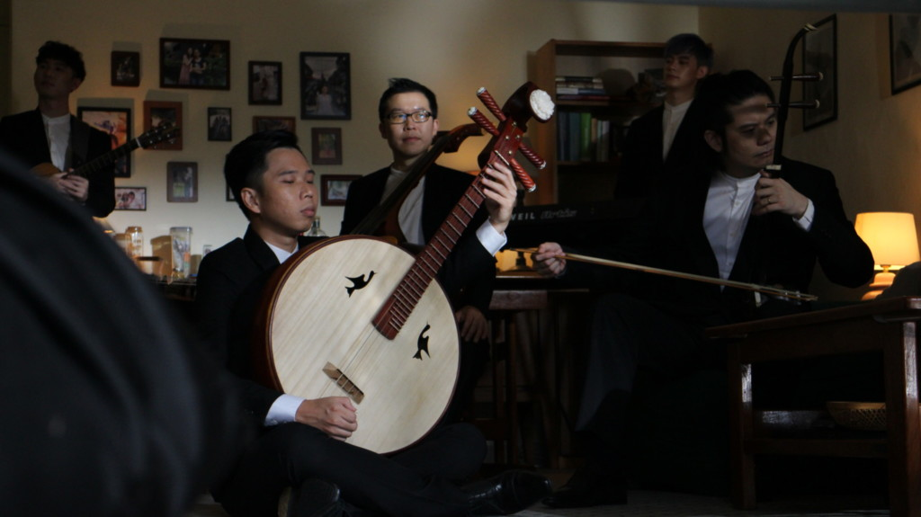 The TENG Ensemble: Behind-the-scenes 3