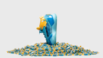 New Balance The KAWHI Jolly Rancher Signature in Blue Raspberry 2