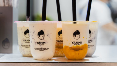 Yanmi Yogurt: Cover Image