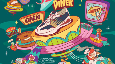 New Balance 327 Diner Cover Image