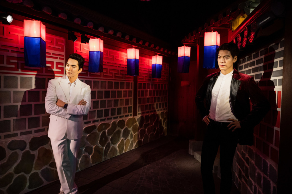 Madame Tussauds Singapore: K-Wave Zone