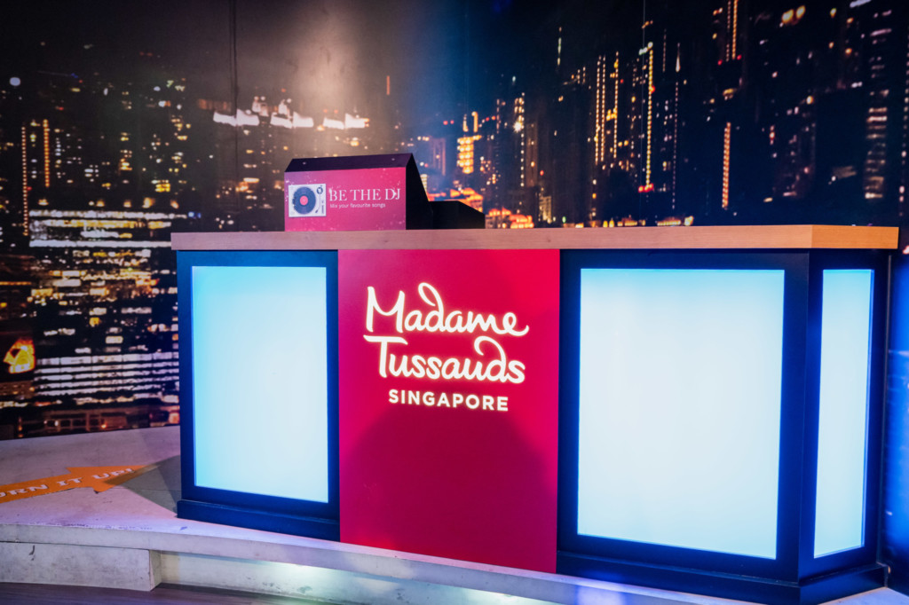 Madame Tussauds Singapore: 'A-List Party'