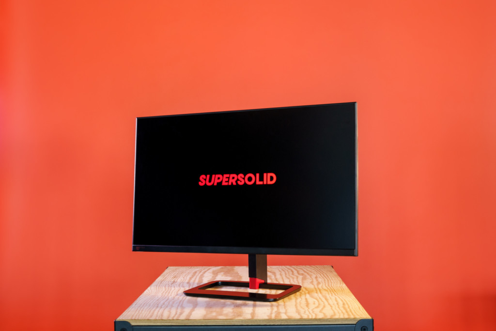 Introducing the magnificence that is the SuperSolid PQ27 Pro monitor