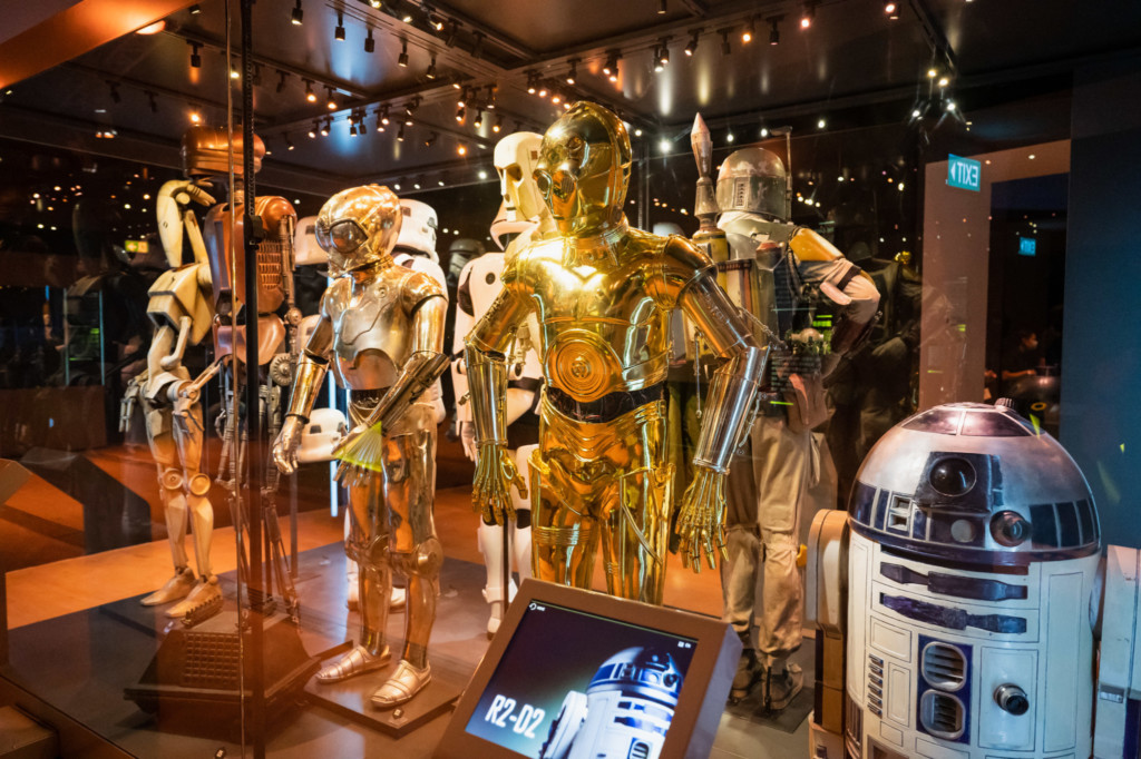 Star Wars Identities: C-3PO and R2-D2