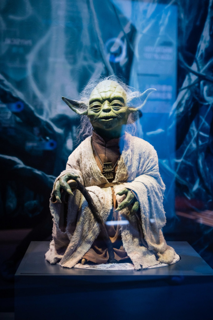Star Wars Identities: Yoda