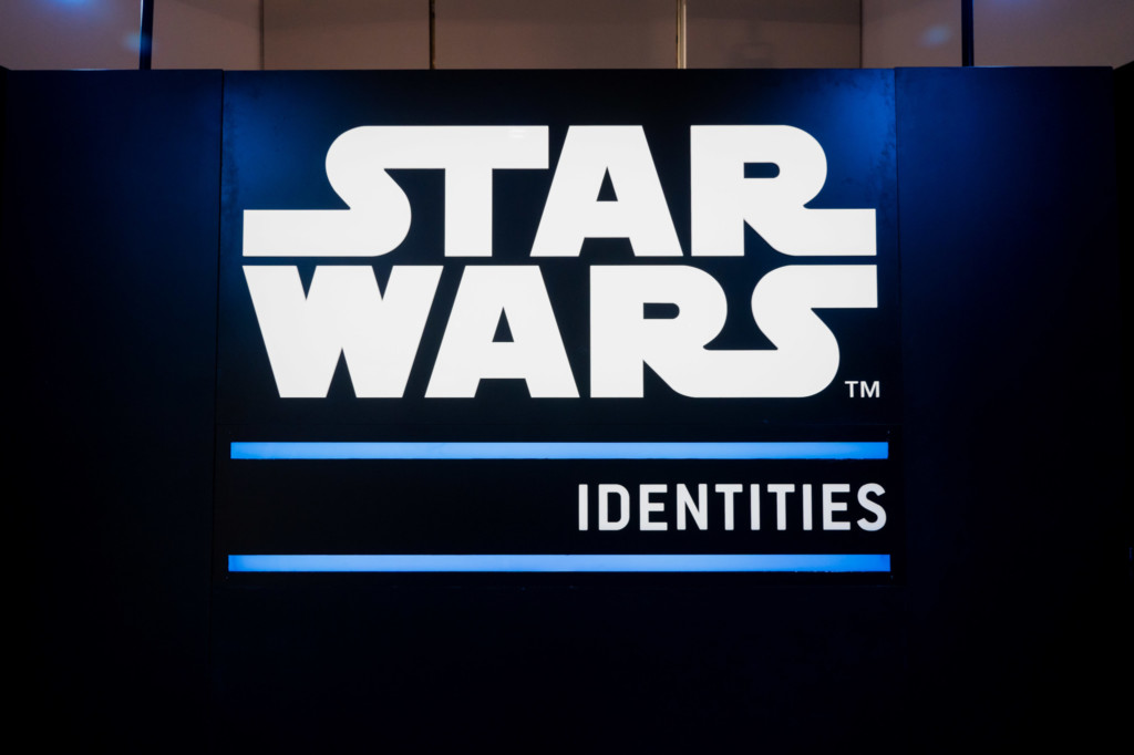 Star Wars Identities: Entrance