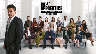 The Apprentice: ONE Championship Cover Image