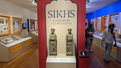 Sikhs in Singapore: Figures