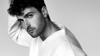 Duncan Laurence Cover Image