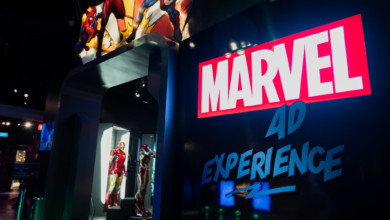 Madame Tussauds Singapore: Marvel 4D Experience Cover Image