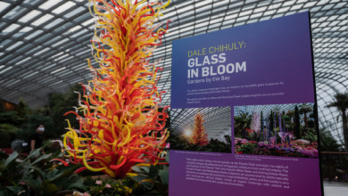 Dave Chihuly- Glass In Bloom: Cover Image