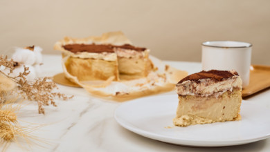 Juls Tiramisu Basque Cheesecake: Cover Image